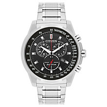 Citizen Men's Stainless Steel Bracelet Watch - Product number 5295130