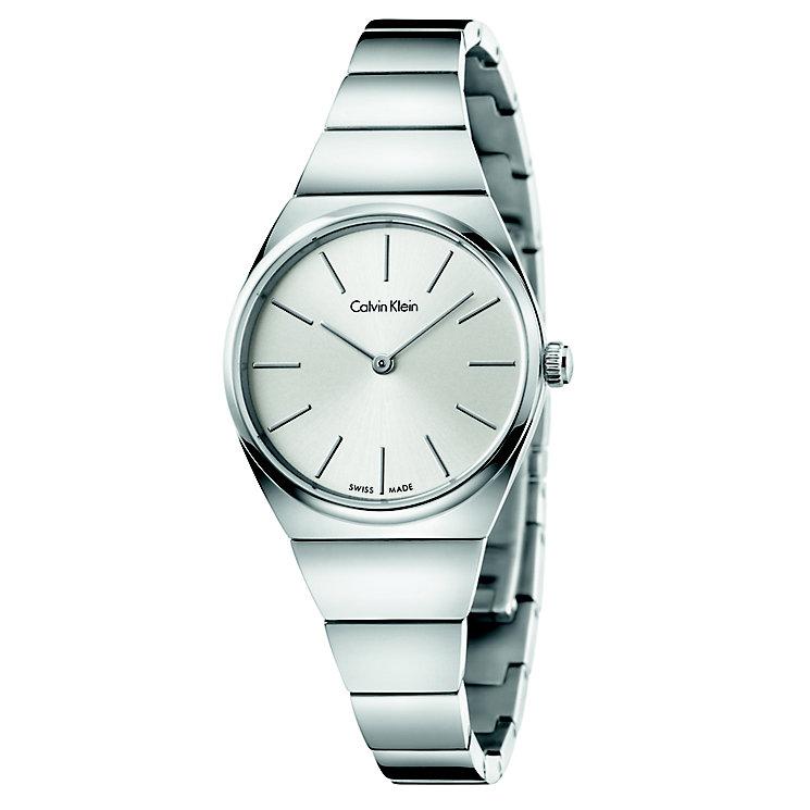Calvin Klein Supreme Ladies' Stainless Steel Bracelet Watch - Product number 5295521