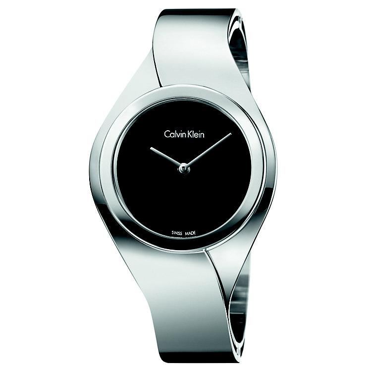 Calvin Klein Senses Ladies' Stainless Steel Bracelet Watch - Product number 5295564