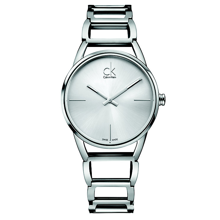 Calvin Klein Stately Ladies' Stainless Steel Bracelet Watch - Product number 5295572