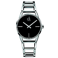 Calvin Klein Stately Ladies' Stainless Steel Bracelet Watch - Product number 5295580