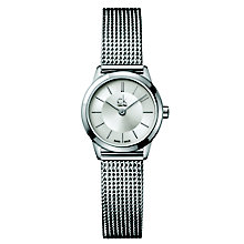 Calvin Klein Minimal Ladies' Steel Mesh Bracelet Watch - Product number 5296099