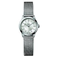 Calvin Klein Minimal Ladies' Steel Mesh Bracelet Watch - Product number 5296099