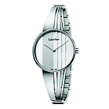Calvin Klein Drift Ladies' Stainless Steel Bracelet Watch - Product number 5296218