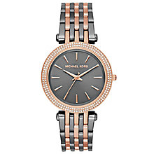Michael Kors Darci Ladies'  Two Colour Bracelet Watch - Product number 5296412