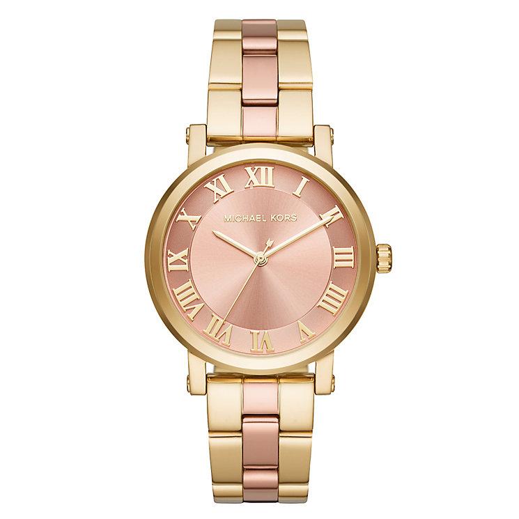 Michael Kors Ladies' Gold Tone Bracelet Watch - Product number 5296439