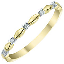 9ct Gold Diamond Eternity Ring - Product number 5298067
