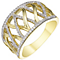 9ct Gold 1/4 Carat Diamond Set Eternity Ring - Product number 5303230