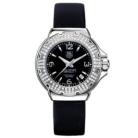 TAG Heuer Formula 1 ladies' diamond watch