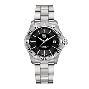TAG Heuer Aquaracer men's stainless steel bracelet watch - Product number 5307155