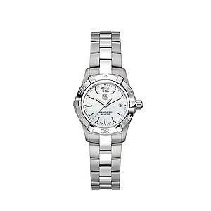 TAG Heuer Aquaracer ladies' stainless steel watch - Product number 5307198