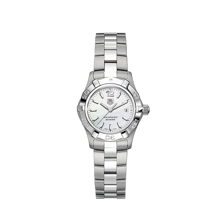 TAG Heuer Aquaracer ladies' stainless steel bracelet watch - Product number 5307198