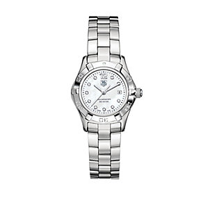 TAG Heuer Aquaracer ladies' stainless steel bracelet watch - Product number 5307236