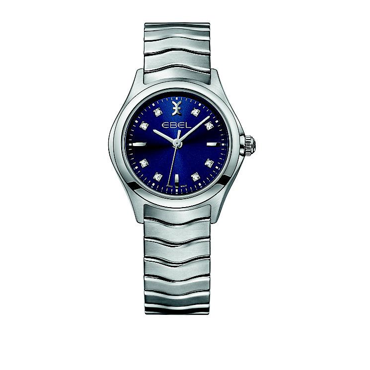 Ebel Wave Ladies' Stainless Steel Bracelet Watch - Product number 5315360
