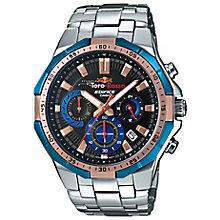 Casio Edifice Scuderia Toro Rosso Men's Bracelet Watch - Product number 5320585