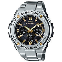 Casio G-Shock Men's Stainless Steel Bracelet Watch - Product number 5320623