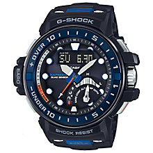 Casio Gulfmaster Men's  Resin Bracelet Watch - Product number 5320674
