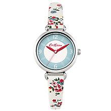 Cath Kidston Ladies' Cream PU Strap Watch - Product number 5322081