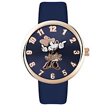 Disney Minnie Mouse NaVy Strap Watch - Product number 5323193