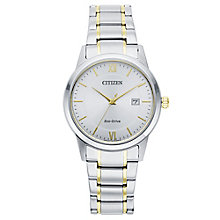 Citizen Men's Stainless Steel Bracelet Watch - Product number 5331560