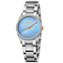 Calvin Klein Alliance Stainless Steel Bracelet Watch - Product number 5331625