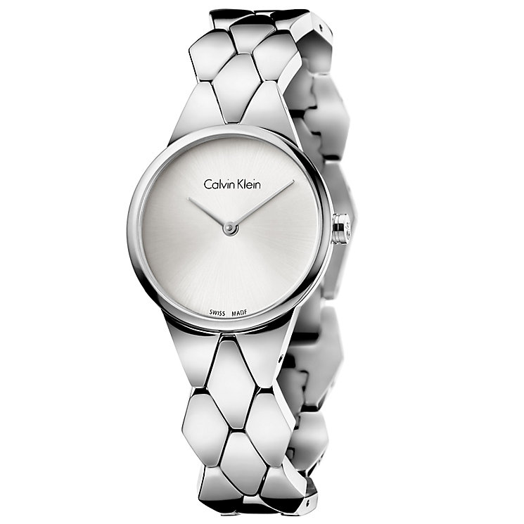Calvin Klein Snake Ladies' Stainless Steel Bracelet Watch - Product number 5331633