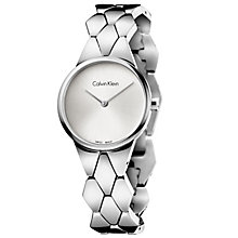 Calvin Klein Snake Ladies' Stainless Steel Bracelet Watch - Product number 5331633