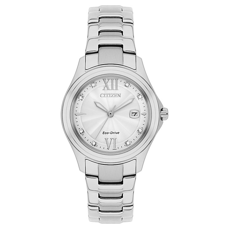 Citizen Ladies' Stainless Steel Bracelet Watch - Product number 5331676