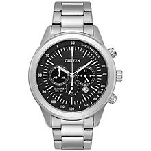 Citizen Gents Stainless Steel Bracelet Watch - Product number 5331706