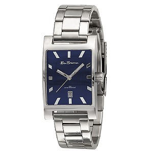 Blue Dial Bracelet Watch
