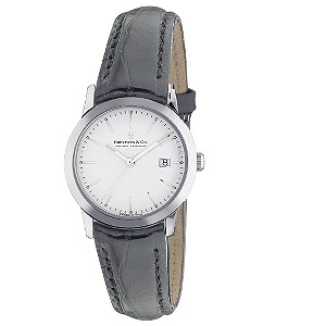 Dreyfuss & Co men's black leather strap watch - Product number 5375495