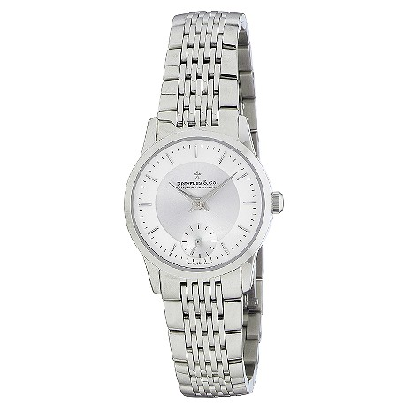 Dreyfuss & Co ladies' stainless steel bracelet watch - DLB00001/02