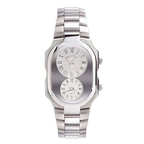 Philip Stein ladies stainless steel watch