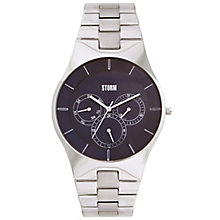 STORM Men's Blue Dial Stainless Steel Bracelet Watch - Product number 5409977
