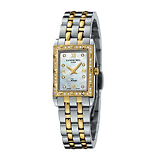 Raymond Weil ladies' two colour bracelet watch - Product number 5414350