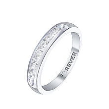The Forever Diamond Platinum 1/3 Carat Diamond Ring - Product number 5423902