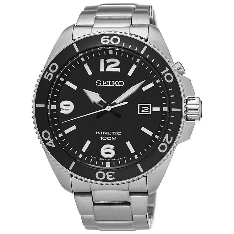 Seiko Gent's Stainless Steel Bracelet Watch - Product number 5427967