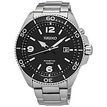 Seiko Men's Stainless Steel Bracelet Watch - Product number 5427967