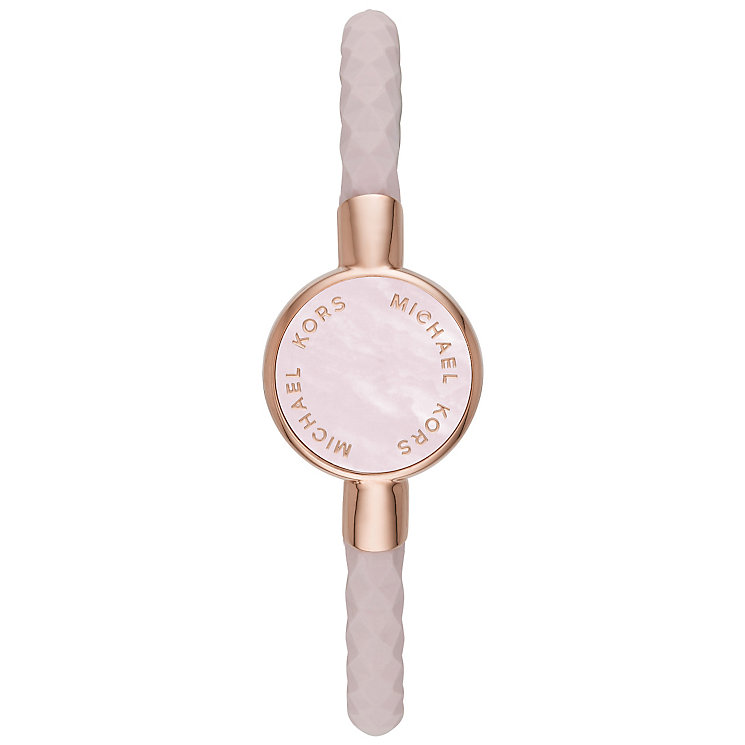Michael Kors Access Crosby Rose Gold Tone Activity Tracker - Product number 5431093