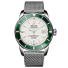 Breitling Super Ocean Heritage 42 Men's Bracelet Watch - Product number 5516536