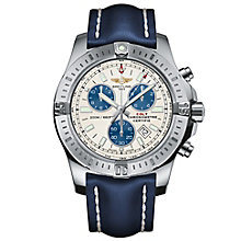 Breitling Colt Men's Stainless Steel Strap Watch - Product number 5516714