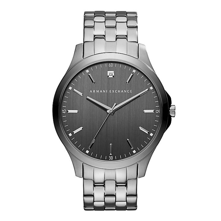 Armani Exchange Gent's Stainless Steel Bracelet Watch - Product number 5526590