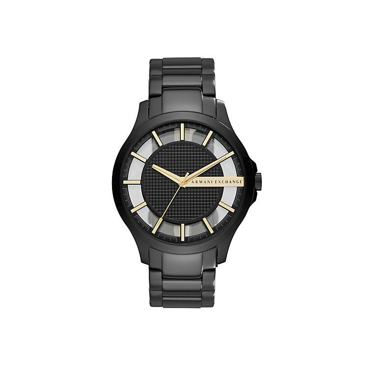 Armani Exchange Gent's Stainless Steel Bracelet Watch - Product number 5526663