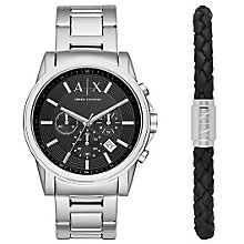 Armani Exchange Gent's Stainless Steel Bracelet Watch - Product number 5526744