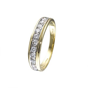 18ct Gold 1/3 Carat Diamond Ring
