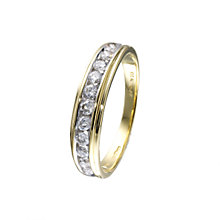 18ct Gold 1/3 Carat Diamond Ring - Product number 5544475