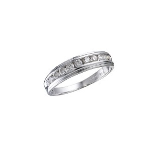 18ct White Gold 1/3 Carat Diamond Ring