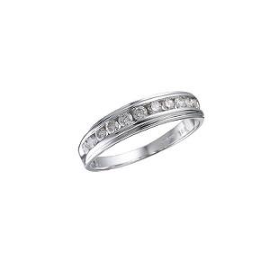 18ct White Gold 1/3 Carat Diamond Ring