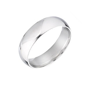9ct Gold 6mm Super Heavy Wedding Ring