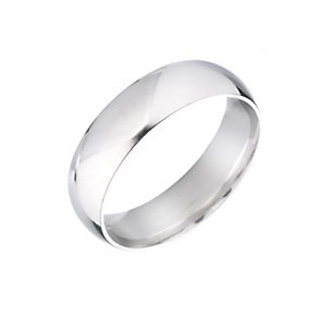 9ct Gold 6mm Super Heavy Wedding Ring - Product number 5546877
